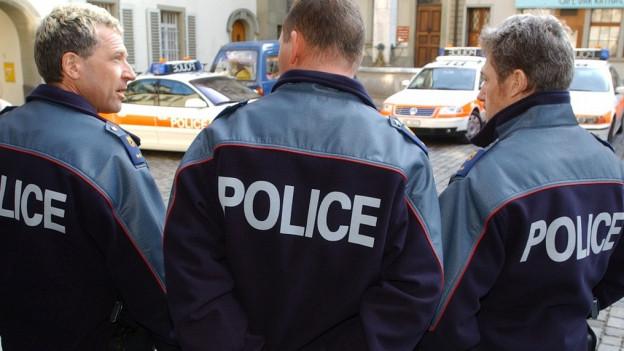 Polizei hofft auf Unterstützung aus Bevölkerung