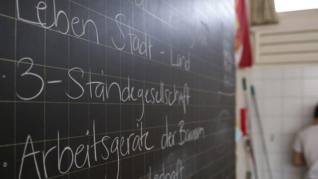 Das Baselbieter Stimmvolk hat bei zwei Schulvorlagen das letzte Wor