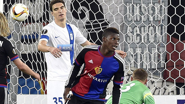 FC Basel schlägt Lech Posen