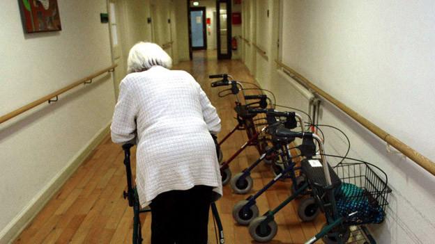 Baselbieter Pflegegesetz wird überarbeitet