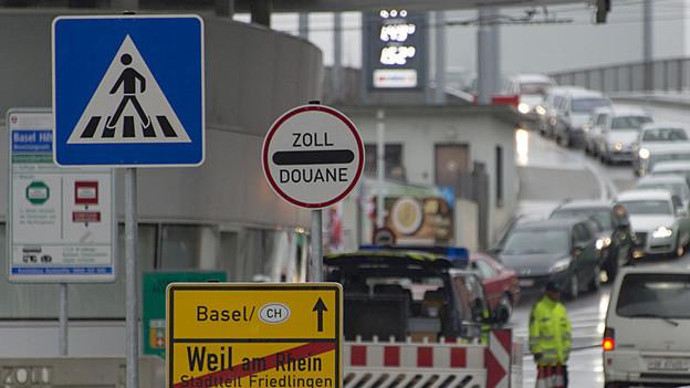 Schweizer Einkaufstourismus nach Deutschland
