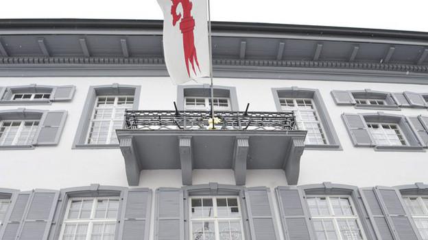 Hebammen demonstrieren in Liestal