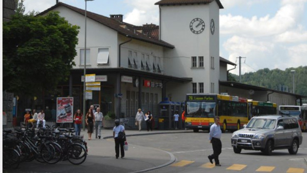 Bahnhof Liestal
