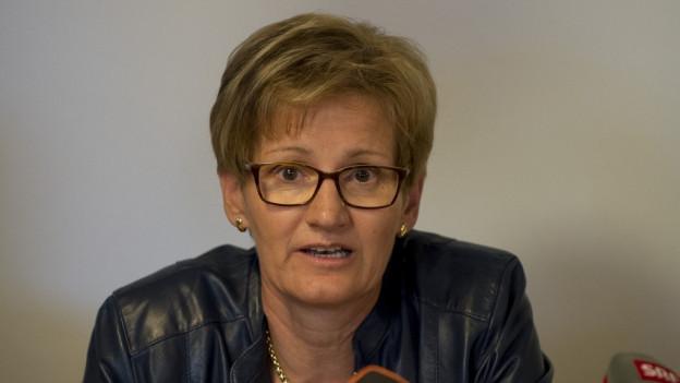 Baudirektorin Sabine Pegoraro ist enttäuscht vom Abstimmungsergebnis.