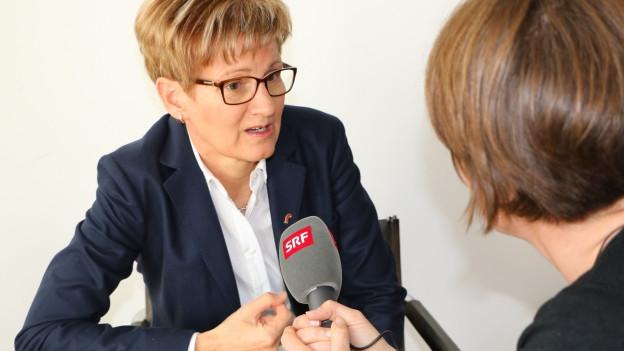 Sabine Pegoraro im Interview