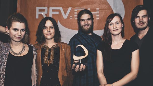 Serafyn gewinnt den Basler Pop-Preis