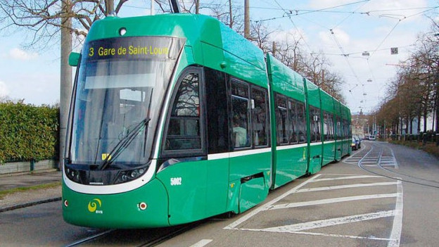 Die Tramlinie 3 fährt in Zukunft bis an den Bahnhof St. Louis