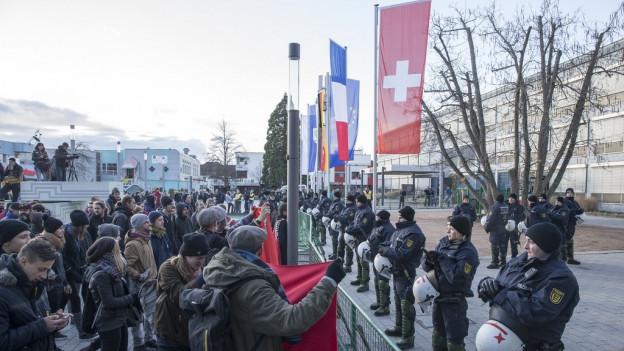 Pegida Dreiländereck kommt auch nach Basel