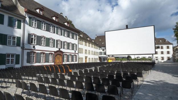 Basler Open Air Kino ist so gut wie gerettet