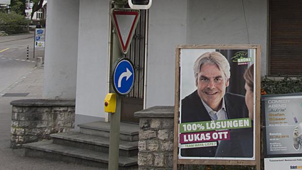 Stadtratswahlen in Liestal - u.a. mit Stadtpräsident Lukas Ott