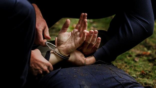 Festnahme Polizei