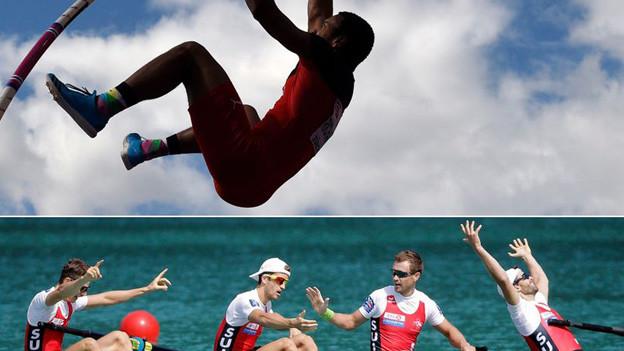Olympia wird für regionale Sportler wichtig