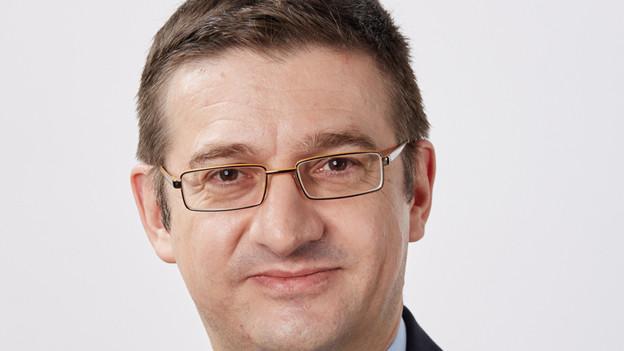 SVP-Grossrat Patrick Hafner überlegt sich erneute Regierungskandidatur