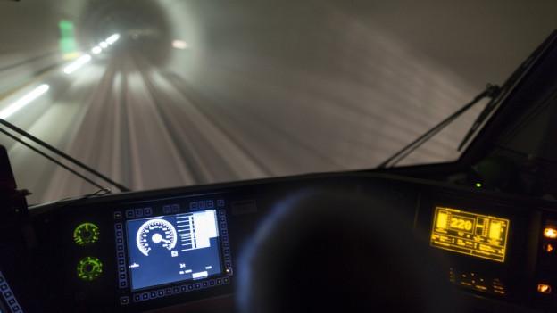 Durch welchen Tunnel die Züge im Aargau in Zukunft fahren, ist noch offen
