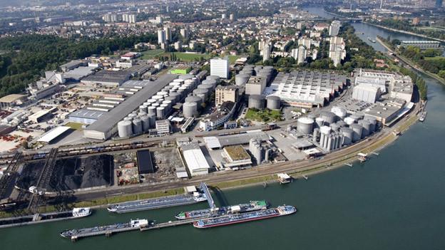 Auch der Hafen in Birsfelden soll ausgebaut werden