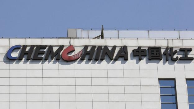 ChemChina will Syngenta übernehmen