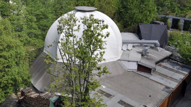 Kuppel-Neubau: Geld ist beisammen