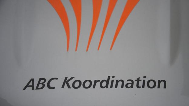 Schriftzug ABC Koordination