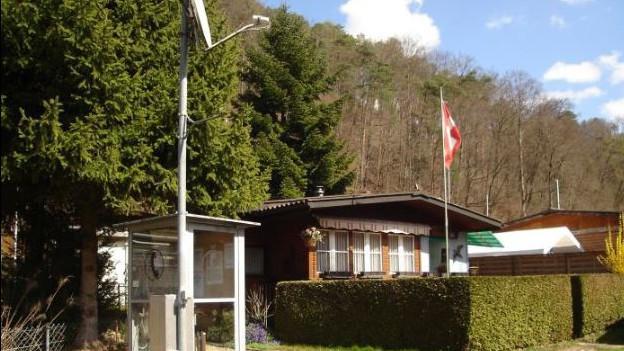 Campingplatz Wiesengrund Hölstein