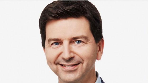 David Wüst-Rudin tritt ab