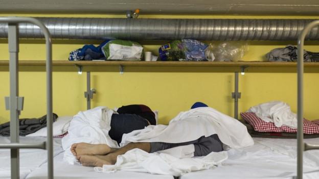 Gerechte Verteilung von Asylbewerbern bleibt ungewiss.