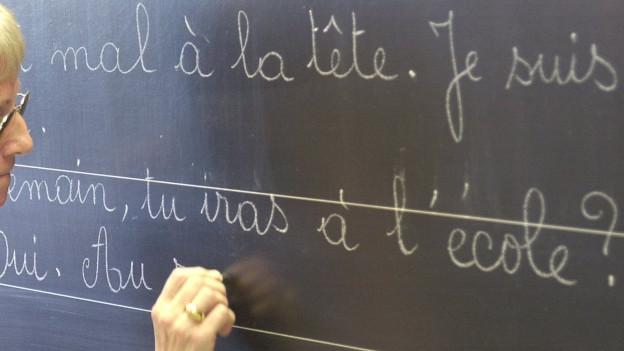 Tramchauffeure müssen Französisch büffeln