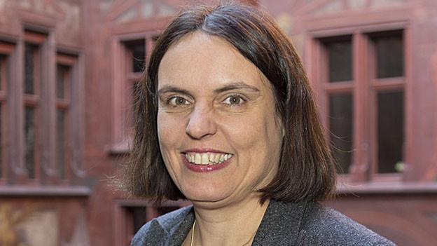 Elisabeth Ackermann ist die grüne Regierungskandidatin