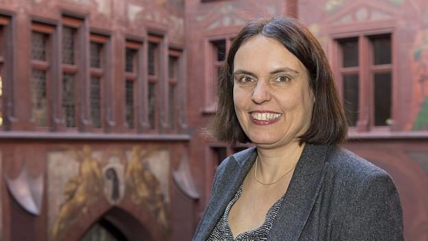 Elisabeth Ackermann will in die Basler Regierung