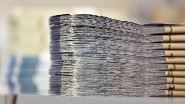 Parlament will 100 Millionen mehr einsparen