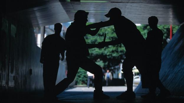 Zahl der Gewaltdelikte in Basel hat zugenommen
