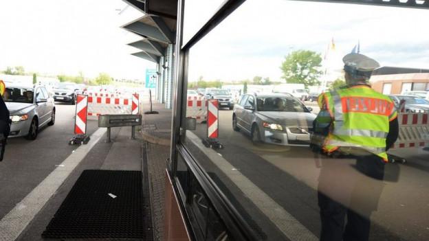 Grenzübergang Weil am Rhein