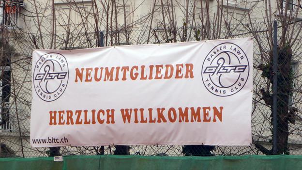 Der Basler Tennisclub kann bleiben, wo er ist