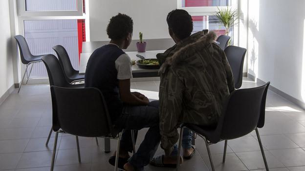 Mehr unbegleitete Flüchtlinge auch in Basel
