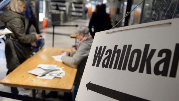 In 14 Gemeinden standen am Sonntag 2. Wahlgänge an