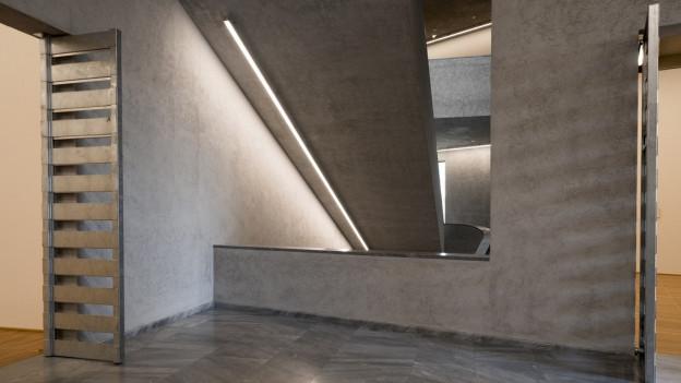 Neues Kunstmuseum von innen