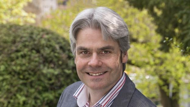 Porträt Lukas Ott