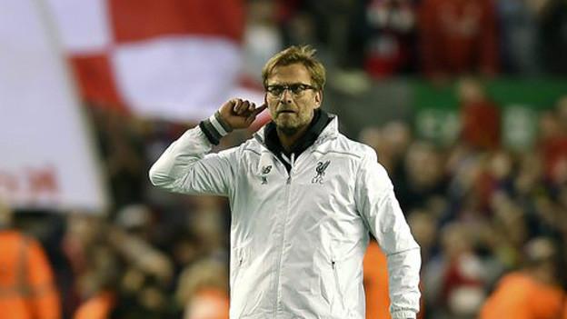 Jürgen Klopp kommt mit Liverpool nach Basel