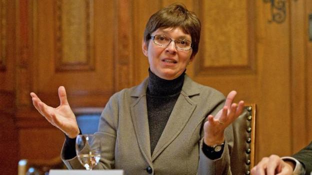 Hinterliess ein Finanzdebakel: Marie-Paul Jungblut, frühere Direktorin des Historischen Museum Basel.