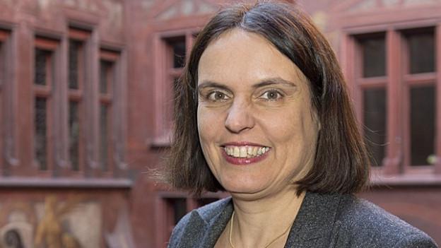 Elisabeth Ackermann will direkt Basler Regierungspräsidentin werden.