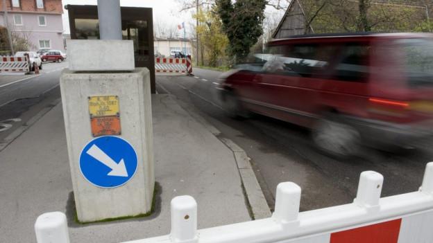 Immer mehr Grenzgänger aus Deutschland