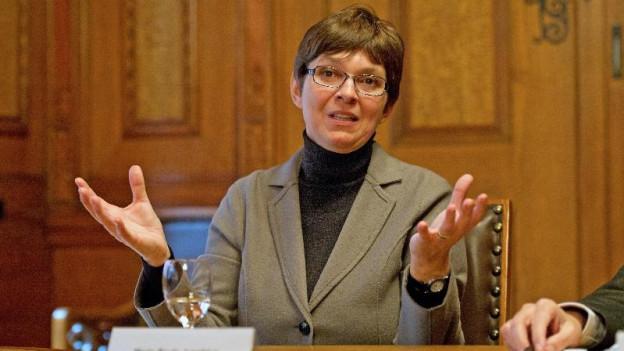 Ex-Direktorin Jungblut weist Vorwürfe von sich