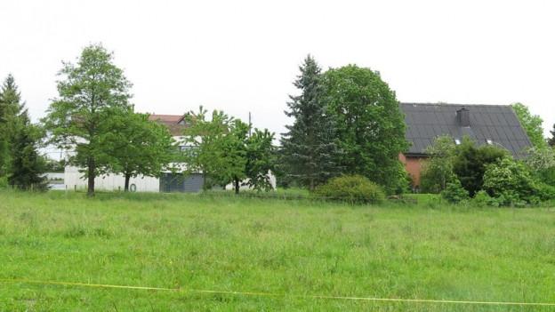 Das Haus der Familie Jacobi in Seltisberg