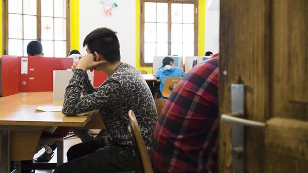 Unterschiedliche Praxis bei jungen Flüchtlingen im Baselbie