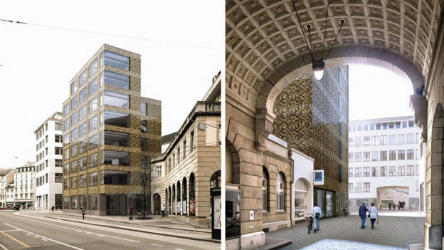 Knappes Ja zum AUE-Neubau in Basel-Stadt.