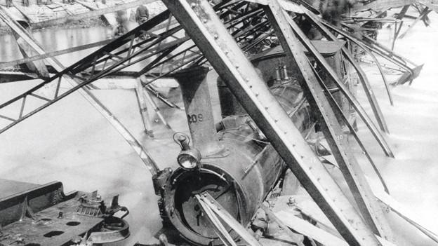 Das Zugsunglück von Münchenstein 1891