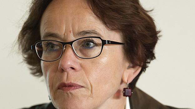 Die Basler Finanzdirektorin Eva Herzog ist für Steuerreform