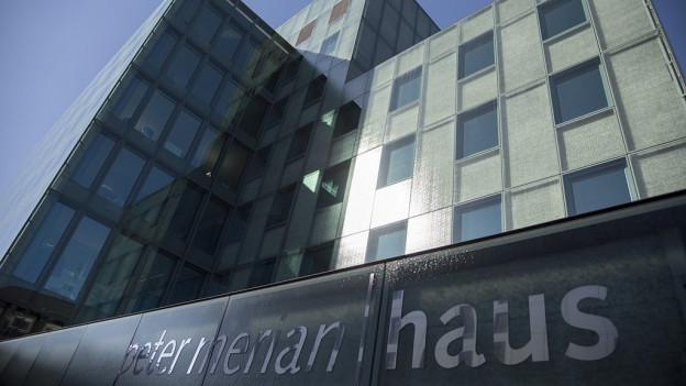 Peter Merian-Haus am Basler Bahnhof