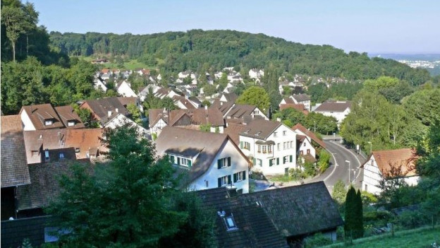 Dorfbild Bettingen