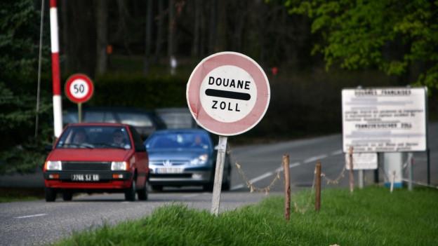 Weniger Grenzgänger aus dem Elsass