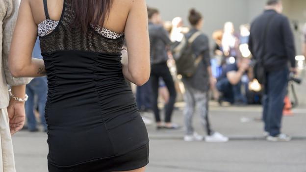 Basel will Prostituierte in Toleranz-Zonen zurückweisen.